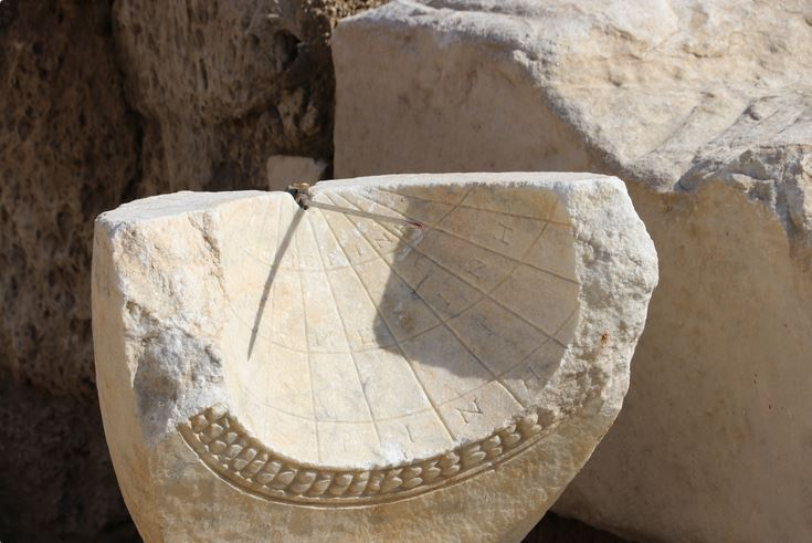 nass news 2020 mar 2000yr old sundial