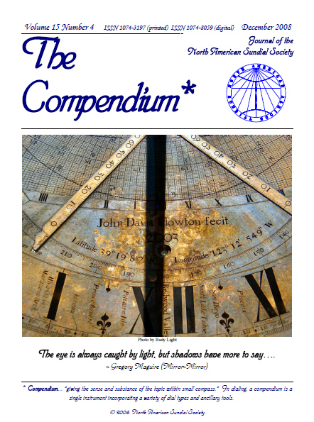 Compendium Cover Dec 2008
